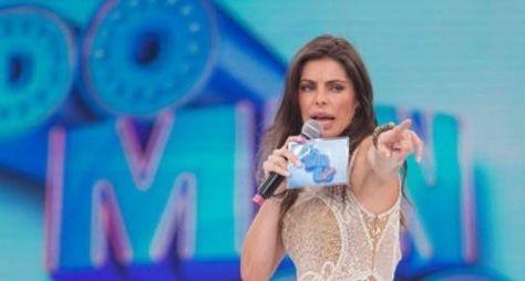 """Daniella Cicarelli apresenta o primeiro """"Domingo da Gente"""" de 2014"""
