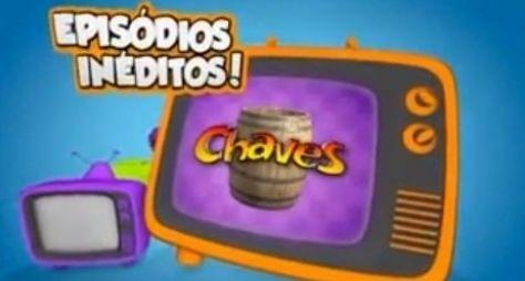 SBT anuncia episódios inéditos do seriado Chaves