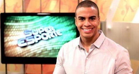"""Globo contrata """"clone"""" de Tiago Leifert dispensado pela TV Gazeta"""