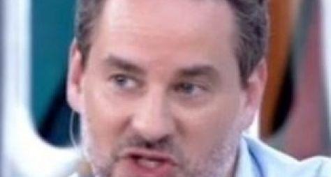 Em sua despedida do Encontro, Dan Stulbach critica a TV aberta