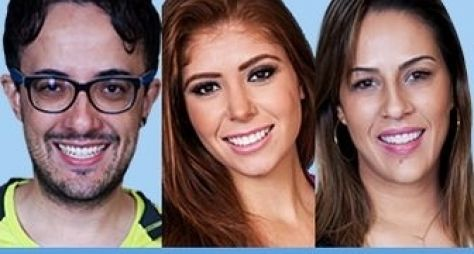 Alisson, Amanda e Princy formam o segundo paredão do BBB14