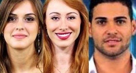 Líder Tatiele indica Angela, que enfrenta Rodrigo e Aline no Paredão
