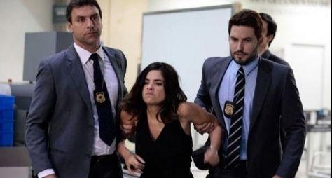 """Vanessa Giácomo grava cenas decisivas de """"Amor à Vida"""""""