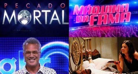 """Consolidados de segunda, 27/01: """"Pecado Mortal"""" repete recorde negativo em SP"""