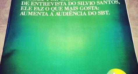 SBT provoca Record em campanha publicitária