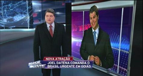 Filho de Datena não altera audiência do Brasil Urgente