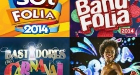 Band, RedeTV! e SBT passam sufoco com a transmissão do Carnaval