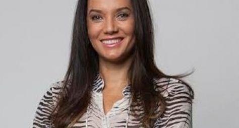 Mônica Carvalho é uma das participantes do Aprendiz Celebridades