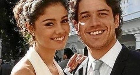 Globo aposta na química entre Sophie Charlotte e Marco Pigossi
