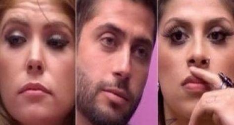Tatiele e Cássio protagonizam nova discussão no BBB14