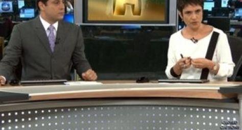 Globo reformula cenários de telejornais de rede