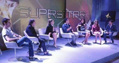 Apresentadores e jurados apresentam SuperStar, o novo reality show da Globo