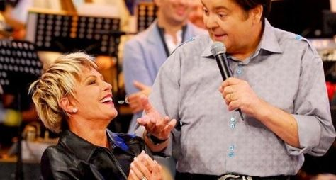 Ana Maria Braga irá ao Domingão do Faustão neste domingo