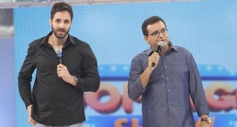 Irônico, Rafinha Bastos diz que Domingo Show é sensacionalista