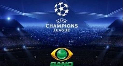 Liga dos Campeões garante vice-liderança à Band nesta terça-feira (1°)