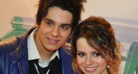Sandy e Luan Santana gravam música-tema da Globo para a Copa