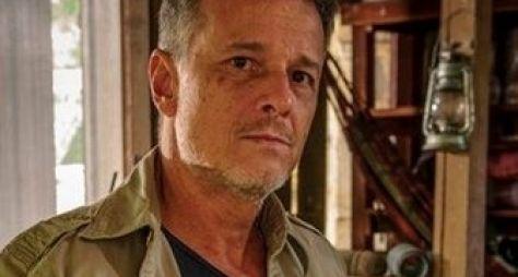 Marcello Novaes fratura perna em gravação de Além do Horizonte