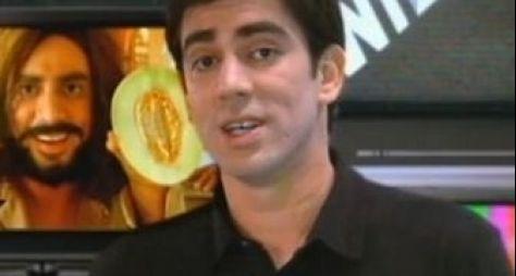 Marcelo Adnet pode fazer parte da cobertura da Globo durante a Copa