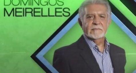 Record investe na promoção de programa de Domingos Meirelles