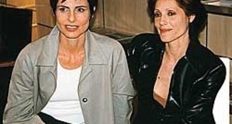 Silvia Pfeifer e Christiane Torloni repetirão parceria em novela das sete