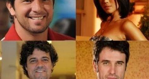 Mario Frias e Daniele Suzuki voltam à Malhação