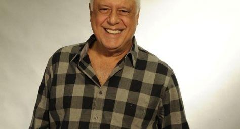 Antonio Fagundes é escalado para série da Globo