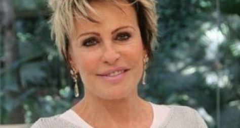 Ana Maria Braga fica irritada com pegadinha da produção do Mais Você