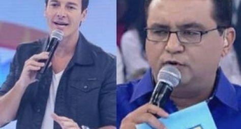 Domingo Show e Hora do Faro batem recorde de audiência