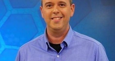 Globo prepara mais um teste para Alex Escobar como locutor