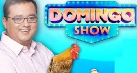 Record comemora vice-liderança e sucesso do Domingo Show