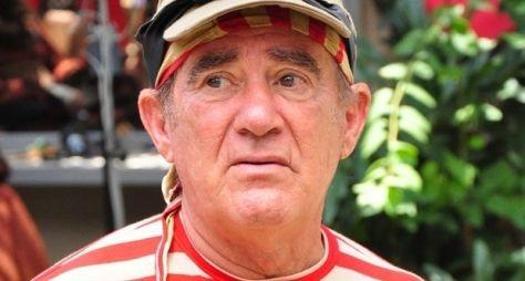 Fora do ar, Renato Aragão tenta emplacar seriado na Globo