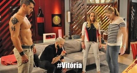 Com estilo de drama mexicano, Vitória chama atenção dos noveleiros de plantão