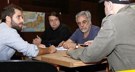 Bruno Gagliasso se prepara para viver psicopata em Dupla Identidade