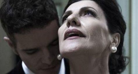 Daniel Oliveira e Cássia Kiss protagonizarão cenas quentes em O Rebu