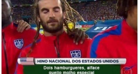 E quando só se fala de Copa?