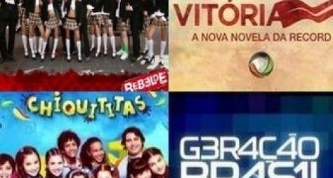 Confira as audiências das novelas entre os dias 16/06/2014 e 21/06/2014