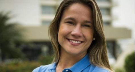 Fernanda Gentil faz sucesso e pode ser promovida na Globo