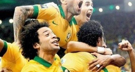 Confira a audiência do terceiro jogo do Brasil na Copa do Mundo FIFA 2014