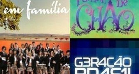 Confira as prévias de audiência das novelas nesta sexta-feira, 27/06!