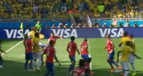 Dramática classificação do Brasil não bate recorde de audiência na TV aberta