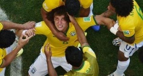 Copa do Mundo: Confira a audiência do jogo entre Brasil e Colômbia