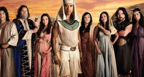 Reprise de José do Egito não altera baixa audiência da Record