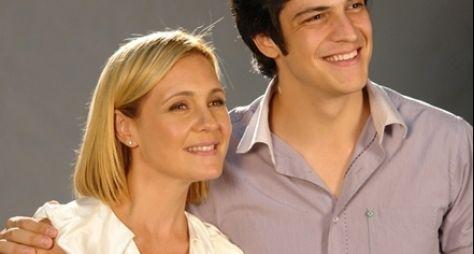 Adriana Esteves e Mateus Solano estão reservados para Favela Chique