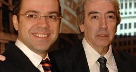 Alcides Nogueira e Mário Teixeira buscam vilã para Lady Marizete