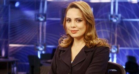 Programa solo de Rachel Sheherazade no SBT ainda não saiu do papel