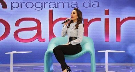Record relança Programa da Sabrina no Rio devido à baixa audiência