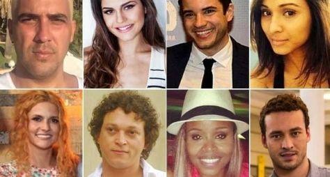 Confira os participantes famosos do SuperChef 2014