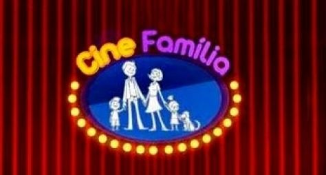 Cine Família garante boa audiência para o SBT neste sábado (9)