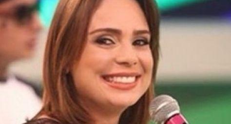 Sheherazade chega atrasada e diretor a proíbe de apresentar o SBT Brasil
