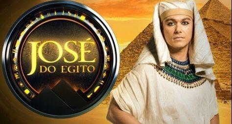Record recupera a vice-liderança com reprise de José do Egito